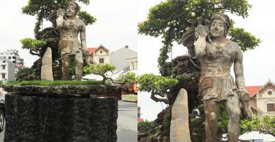 """Xôn xao """"cây Thạch Sanh"""" được báo giá hơn 4 tỉ ở Hải Dương"""