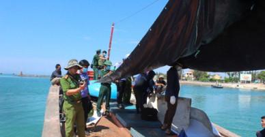 Ba người tử vong khi lặn bắt hải sâm ở biển
