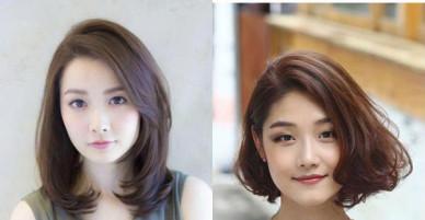 5 gợi ý tóc ngắn cho cô nàng sở hữu khuôn mặt to tròn, cắt là thon gọn ngay