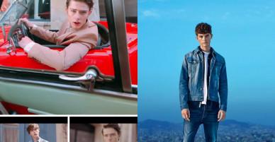 Dân mạng rần rần tìm kiếm chàng mẫu Tây Ban Nha quyến rũ trong MV của Min