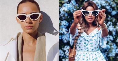 Đâu là kiểu kính nàng sành điệu phải có trong hè này?