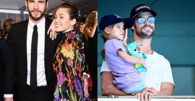 """""""Thor"""" Chris Hemsworth đáng yêu không tả nổi khi cùng các con nhảy theo hit của em dâu Miley"""
