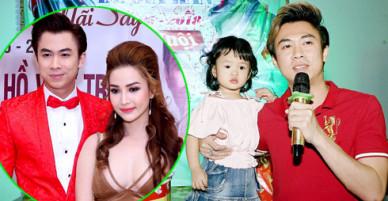 Ca sĩ Hồ Việt Trung lần đầu thừa nhận đã làm cha
