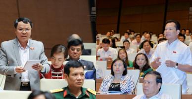 Tranh luận nóng bỏng tại nghị trường vụ bác sỹ Hoàng Công Lương