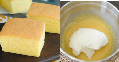 [Chế biến] – Công thức cực chuẩn làm bánh castella Đài Loan siêu hot