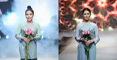 Hà Anh Tuấn, Giang Hồng Ngọc, Ngọc Sơn tỏa sáng đêm Thời trang Phật tử