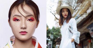 Em gái 20 tuổi xinh đẹp của Trang Khiếu bất ngờ thi The Face 2018