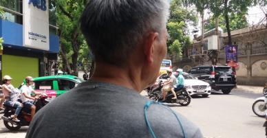 Người phụ nữ siết cổ lái xe ôm để cướp tài sản ở Hà Nội khai gì tại cơ quan công an?