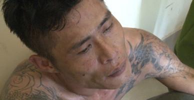 Thanh niên xăm trổ khống chế con tin ở Huế bị khởi tố
