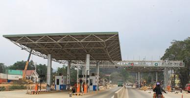 BOT quốc lộ 1 Bắc Giang - Lạng Sơn thu phí từ 1/6