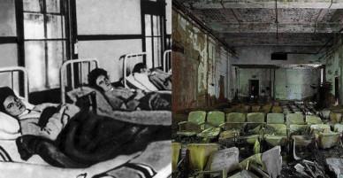 Hòn đảo đáng sợ nhất trong lịch sử Mỹ: Chỉ cách thành phố New York vài dặm, nơi giam giữ cách ly người mang bệnh dịch tới chết