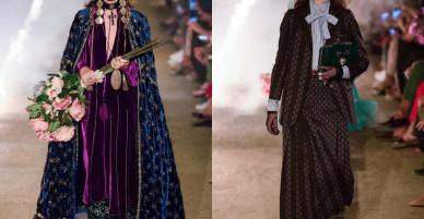 Gucci ra mắt bộ sưu tập mới trong nghĩa trang cổ
