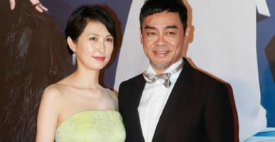 Vợ chồng Hoa hậu Hong Kong kỷ niệm 20 năm hôn nhân viên mãn dù không con cái