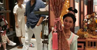 Kiều nữ TVB được hôn phu hơn 25 tuổi cưng chiều hết mực