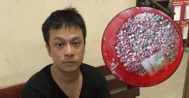 Triệt phá đường dây sản xuất thuốc lắc cực lớn chuyên cung cấp cho các quán bar, nhà hàng ở Sài Gòn