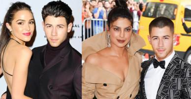 Dàn hoa hậu, người mẫu là bạn gái của Nick Jonas