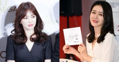 Song Hye Kyo và Son Ye Jin dự sự kiện cùng ngày: Người thần thái đỉnh cao, người nhỉnh hơn về body