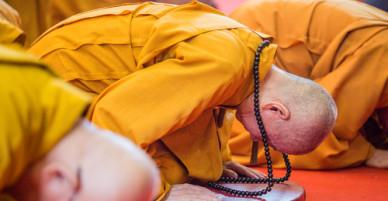 Hơn 2.000 tăng ni, phật tử tưởng niệm Bồ tát Thích Quảng Đức tại TP HCM