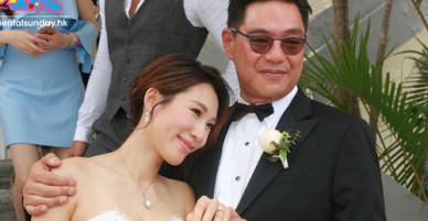 Mỹ nhân TVB lên xe hoa với doanh nhân hơn 25 tuổi