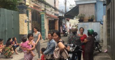 Lời khai của nghi can sát hại cô gái trong căn nhà tại Sài Gòn rồi đem xác phi tang ở Tây Ninh