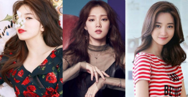Thay vì tóc dài thướt tha, các mỹ nhân này thi nhau xuống tóc nhưng phản ứng về Suzy và Lee Sung Kyung thì...
