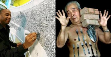 9 người đàn ông sở hữu 'siêu năng lực' trên thế giới, trong đó có một người Việt Nam