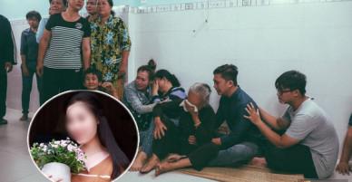 Vụ cô gái bị bạn trai cũ phân xác ở Sài Gòn: Chồng sắp cưới không đứng vững, liên tục gào khóc gọi tên người yêu trong tuyệt vọng
