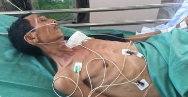 Sài Gòn: Người đàn ông 61 tuổi thoi thóp giữa đường, được bệnh viện điều xe chở về cứu mạng, phát thông báo tìm người thân
