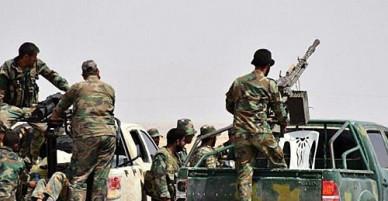 Hơn 70 bộ lạc Syria tuyên chiến với quân đội Mỹ