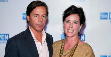 Nhà thiết kế Kate Spade tự tử vì chồng muốn ly hôn