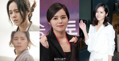 Ngược đời nhan sắc Han Ga In: Trong poster đã chỉnh sửa thì già khú, nhưng cứ đi sự kiện lại gây sốt vì quá trẻ