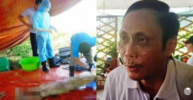 Vụ khai quật thi thể nữ kế toán: Giám đốc BVĐK Yên Thành lên tiếng