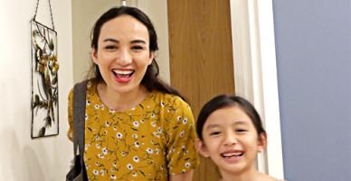 Cuộc sống làm mẹ đơn thân của Hoa hậu Ngọc Diễm