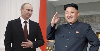Putin bất ngờ mời Kim Jong Un tới Nga