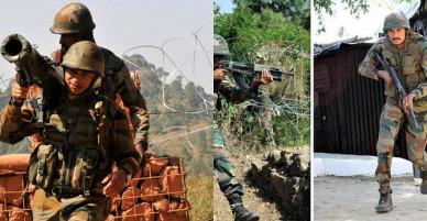 Ấn Độ tấn công tới tấp Pakistan, lo ngại thế chiến 3