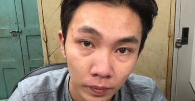 Bắt nam thanh niên cướp giật tài sản của cô gái ở trung tâm Sài Gòn