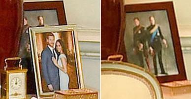 Hoàng tử Harry và Meghan Markle biến mất khỏi bàn của Nữ hoàng Anh, dân mạng Anh quốc được thể đoán già đoán non lý do
