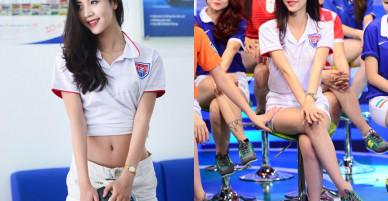 """Hot girl """"Nóng cùng World Cup"""" thay đổi ngoạn mục sau 4 năm"""