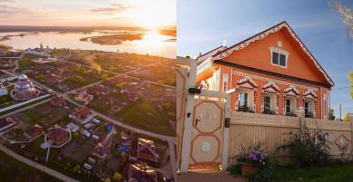 Đi xem World cup tranh thủ ghé thăm những thị trấn xinh đẹp nhất nước Nga