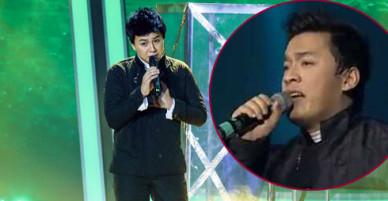 Duy Khánh bị nghi hát nhép tại Gương mặt thân quen