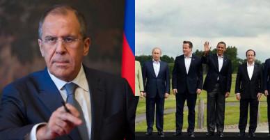 Nga tuyên bố chưa bao giờ xin trở lại G8