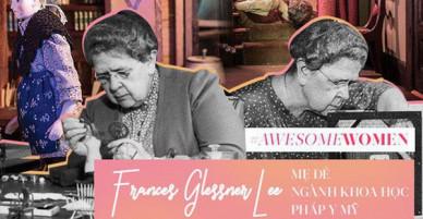 Cuộc đời bà tổ nghề pháp y Frances Glessner Lee: Người dựng lại hiện trường án mạng từ những con búp bê