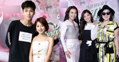 Nữ hoàng chửi thề Trịnh Thảo đi sự kiện cùng người yêu hot boy