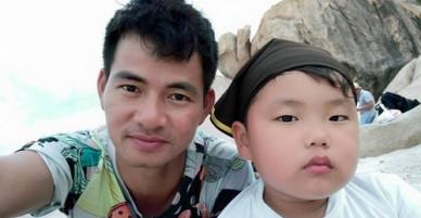 Con trai Xuân Bắc khóc nức nở vì mẹ phân biệt giới tính