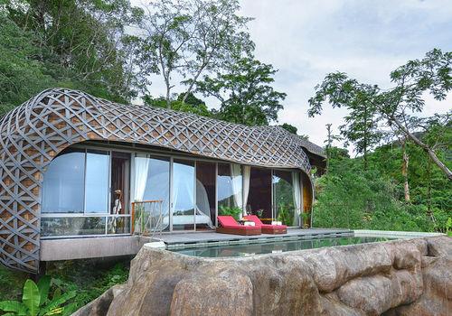 tổ chim, du lịch, Phuket, tin8, Thái Lan, thiết kế, nghĩ dưỡng, spa, đẹp mắt