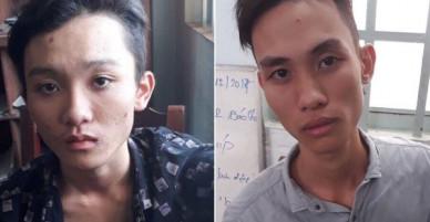 Hai thanh niên thuê khách sạn, mượn xe bạn gái cướp giật tài sản ở Sài Gòn