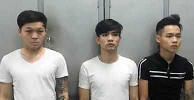Đôi tình nhân nước ngoài bị dàn cảnh đánh cướp ở Sài Gòn