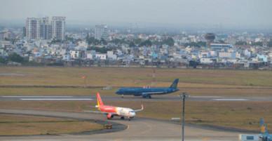 Đường băng sân bay Nội Bài, Tân Sơn Nhất bị hư hỏng
