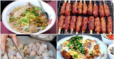 5 món ăn làm dịu cơn đói lúc xế chiều ở Sài Gòn