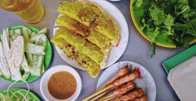 Ăn hết món ngon đường phố Đà Nẵng với 200.000 đồng